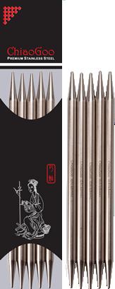 ChiaoGoo Stainless Steel Sukkapuikot 15 cm