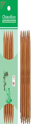 ChiaoGoo Bamboo patina Sukkapuikot 15 cm