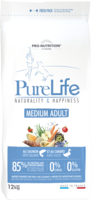 PureLife medium Adult 12kg