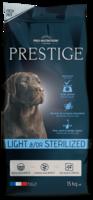 Prestige Light /Sterilise 15kg