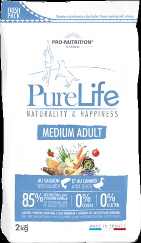 PureLife medium Adult 2kg