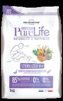 PureLife Sterilized 8+ Ankka ja Siika 2kg