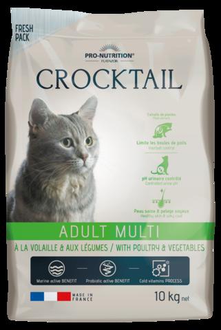 Crocktail Adult Multi 10kg