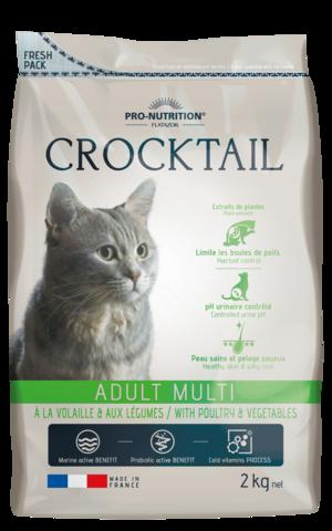 Crocktail Adult Multi 2kg