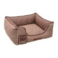 Koiran peti Basket Rectangular Casual Living -  rosa