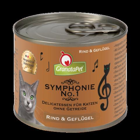 Symphonie No. 2 katkaravut & kalkkuna