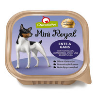 GranataPet Mini Royal ankkaa & hanhea