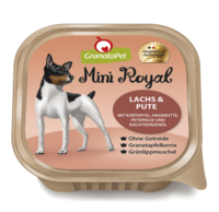 GranataPet Mini Royal lohi & kalkkuna