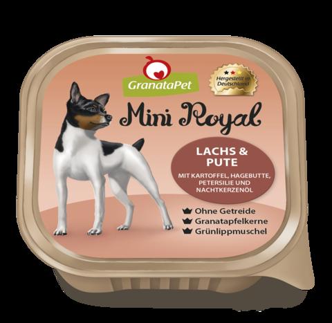 GranataPet Mini Royal lohi & kalkkuna
