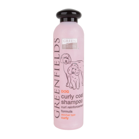 Curly Coat Shampoo 250ml -  kiharalle turkille