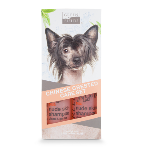Chinese Crested Care Set 2 x 250ml