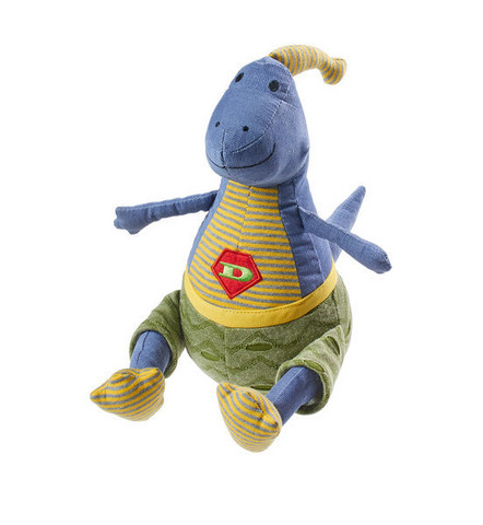 Dog toy Kigoma Dinosaurus
