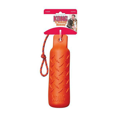 Dog toy Kong Training Dummy oranssi