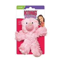 Cat toy Kong Kitten Teddy Bear Pinkki