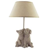 Koira & Kissa lamppu