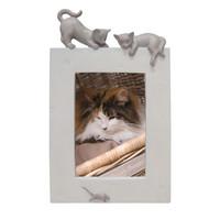 Valokuvakehys Kissa , Beige