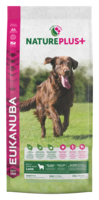 EUKANUBA Nature Plus+  Lammas Adult Large Breed Dog Food Rich in Freshly Frozen Lamb 14kg