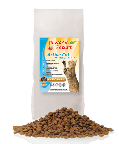 Active Cat , Cookies Choice 6Kg