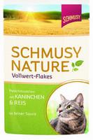Schmusy Nature vollwert-Flakes kalkkuna & riisi