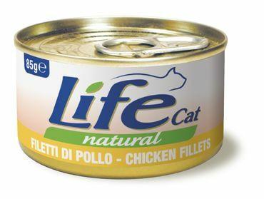 LifeCat Kana (kananrintafile) 85g