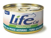 LifeCat Tonnikala & Meriahven 85g