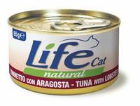 LifeCat Tonnikala & Hummeri 85g