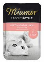 Miamor Ragout Royale Tonnikala & Kana 100g Sauce