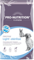 Prestige Light /Sterilise 3kg