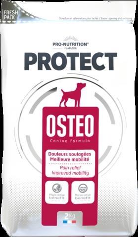 Protect Osteo 2kg -Nivelongelmista kärsiville koirille