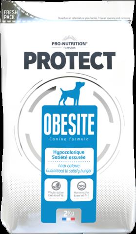 Protect Obesite 2kg Paino-ongelmista kärsiville koirille