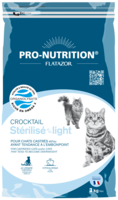 Flatazor Crocktail Stérilisé / Light 3kg
