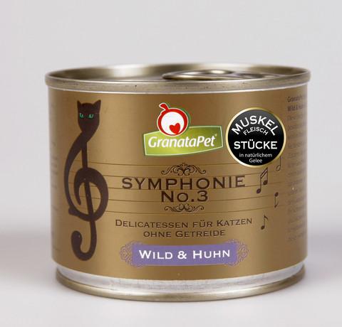 Symphonie nro. 3 riista & kana 200g