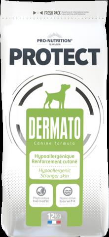 Protect Dermato 12kg Iho-ongelmista kärsiville koirille