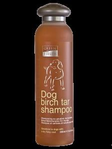 Dog Birch Tar Shampoo/ Koiran tervashampoo 200ml