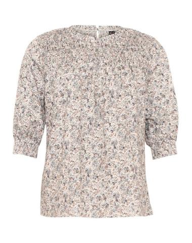 Soulmate keväinen pusero pikkukukkaprintti