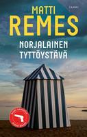 """Matti Remeksen uusin kirja """"Norjalainen tyttöystävä"""",   ilmestyy 8.6.2021. Tilaa nyt ennakkoon!"""
