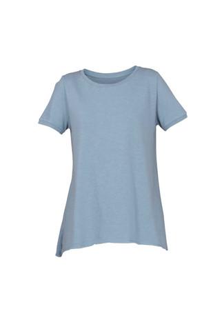 Blue Palmdale T-paita vaaleansininen