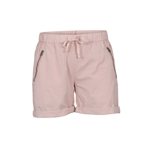 Blue Memphis shortsit vaaleanpunainen
