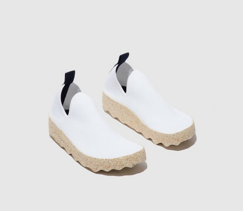 Asportuguesas Care kenkä valkoinen