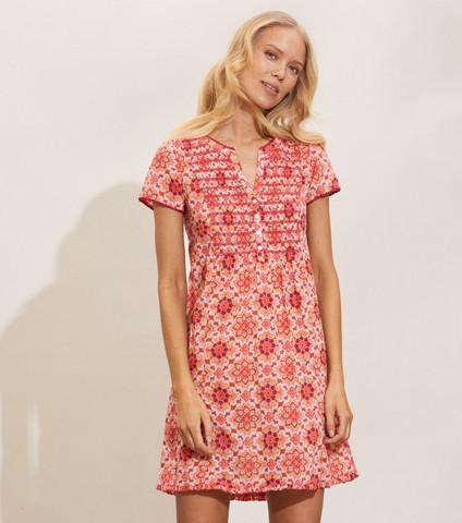 Odd Molly Myrtle Short dress pink fudge