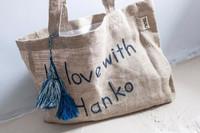 Rantakassi In love with Hanko