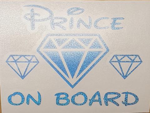 Prince On Board