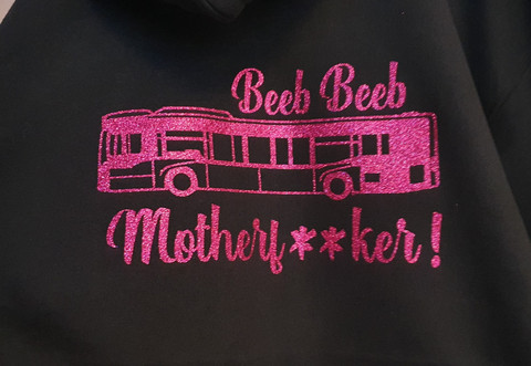 Beeb Beeb Motherf**ker - Bussi