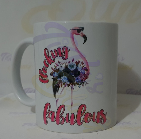 Flocking Fabulous Flamingo !
