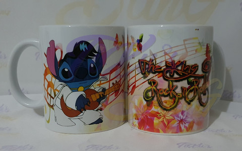 Stitch  Elvis - The King of Rock 'n' Roll