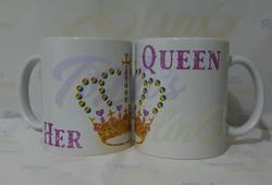 Her Queen - Kahvikupit