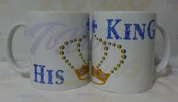 His King - Kahvikupit