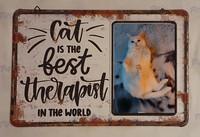 Cat Is The Best Therapist - Peltikyltti