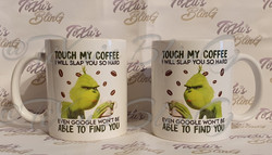 Grinch - Toutch My Coffee kahvikuppi