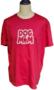 Dog Mom - Pinkki (Heliconia red)